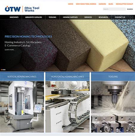 New Ohio Tool Works Website Highlights Re-Engineered Honing
